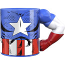 Captain America Marvel Mug