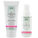 Mama Mio Stretch Mark Prevention Duo (Scrub + Oil)