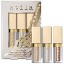 Stila 3D Dazzle Glitter and Glow Liquid Eye Shadow Set