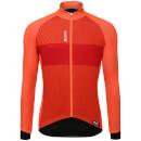 Santini Colle Long Sleeve Jersey - Orange