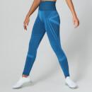 Impact Seamless 無縫系列 女士緊身褲 - 深藍 - XS