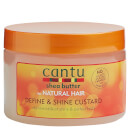 Cantu Shea Butter for Natural Hair Define & Shine Custard 340g