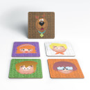 Scooby-Doo Emoji Coaster Set