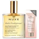 NUXE Huile Prodigieuse with Crème Prodigieuse Boost Cream