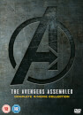 Marvel's Avengers 1-4 Box Set
