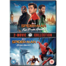 Spider-Man MCU DVD Set