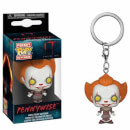 IT Chapter Two Pennywise with Open Arms Pocket Pop! Keychain