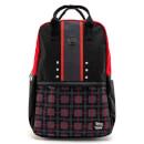 Loungefly Disney Kingdom Hearts Sora Square Nylon Backpack