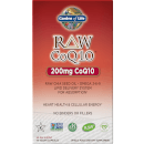 Raw Vegan CoQ10 - 60 Capsules