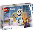 Frozen Olaf LEGO Figure
