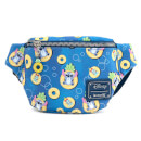 Loungefly Disney Lilo And Stitch Pinneapple Floaty Stitch Fanny Pack