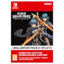Super Smash Bros. Ultimate - Byleth Challenger Pack - Digital Download