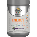 Sport Organic Plant-Based Energy - Blackberry - 432g