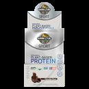 スポーツオーガニック植物性プロテイン - チョコレート味 - 12袋