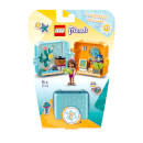 LEGO Friends: Andrea's Summer Play Cube (41410)
