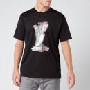 HUGO Men's Dneaker T-Shirt - Black