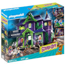 PLAYMOBIL Scooby-Doo! Mystery Mansion