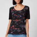 PS Paul Smith Women's Printed T-Shirt - Multi