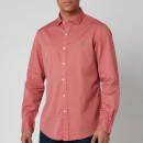 Polo Ralph Lauren Men's Long Sleeve Sport Shirt - Indian Pink