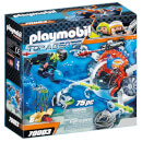 Playmobil Top Agents Spy Team Sub Bot (70003)