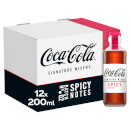 Coca-Cola Signature Mixers Spicy 12 x 200ml
