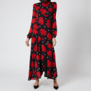 De La Vali Women's Clara Dress - Spanish Rose