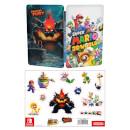 Super Mario 3D World + Bowser's Fury - SteelBook and Sticker Sheet Set