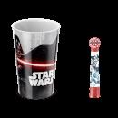 Oral-B Star Wars Vervangende Opzetborstel en Plastic Beker