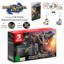Nintendo Switch MONSTER HUNTER RISE Edition Pack