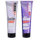 For Daily Use: Fudge Everyday Clean Blonde Damage Rewind Shampoo