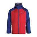 Men's Paclite 2.0 Waterproof Jacket - Red / Blue