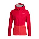 Women's Deluge Vented Waterproof Jacket - Red