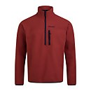 Men's Stainton 2.0 Half Zip Fleece - Red