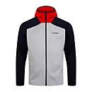 Men's Gyber Fleece Jacket - Grey/Blue