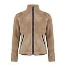 Women's Somoni Fleece Jacket - Natural