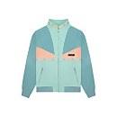 Unisex Tramantana 91 Fleece - Light Turquoise / Light Blue / Pink