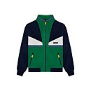 Unisex Tramantana 91 Fleece - Green / Blue / Grey