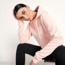 Women's Core Cropped Hoodie - Chalk Pink