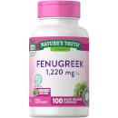Fenugreek - 100 Quick-release Capsules