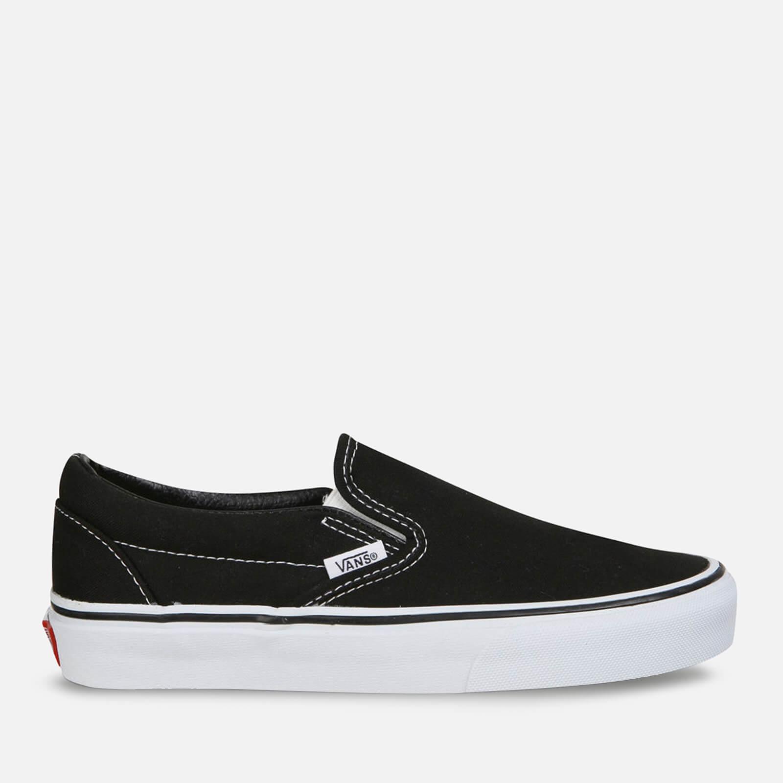 fa96042aeaa Vans Classic Slip-On Trainers - Black