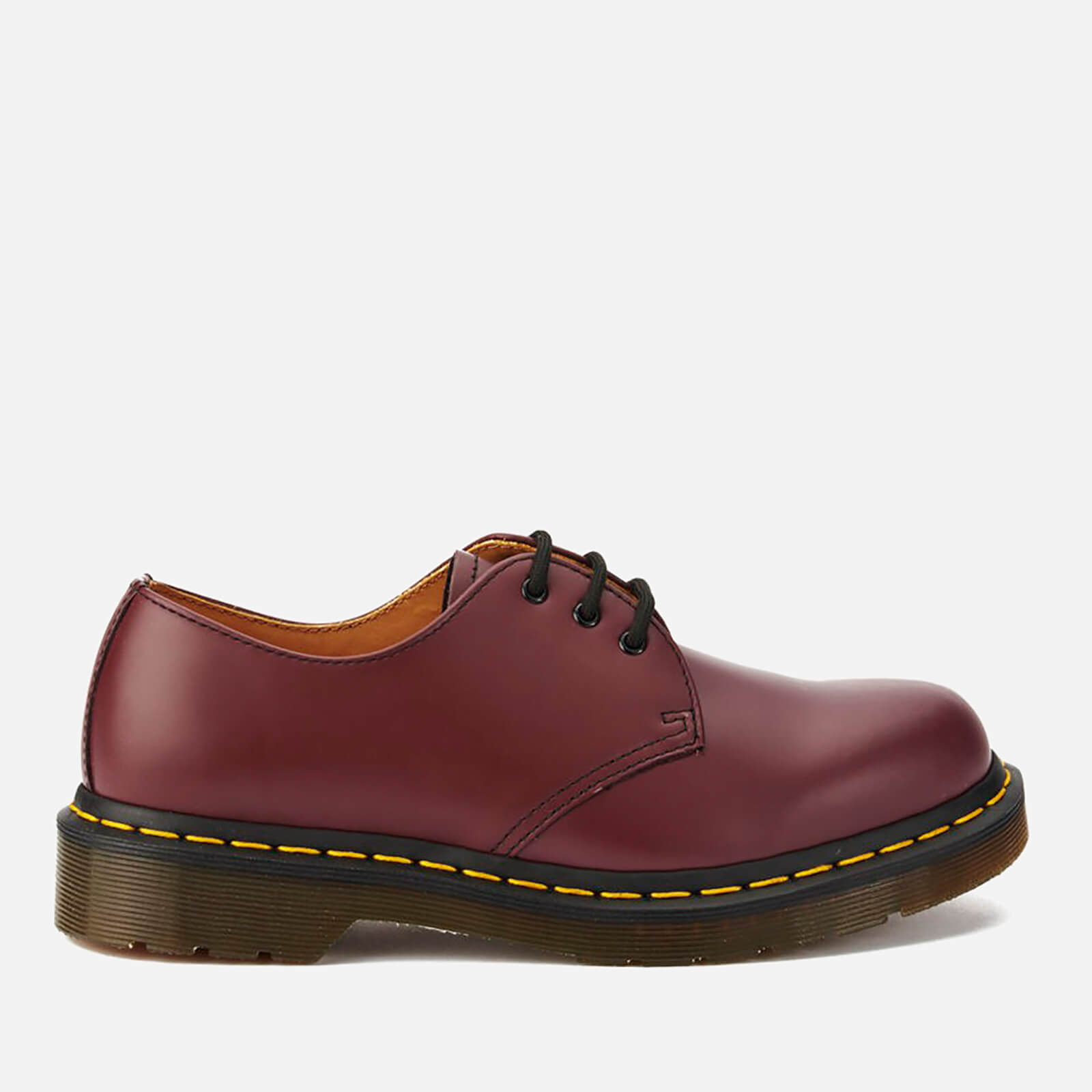 59b4e863dd3 Dr. Martens 1461 Smooth Leather 3-Eye Shoes - Cherry Red