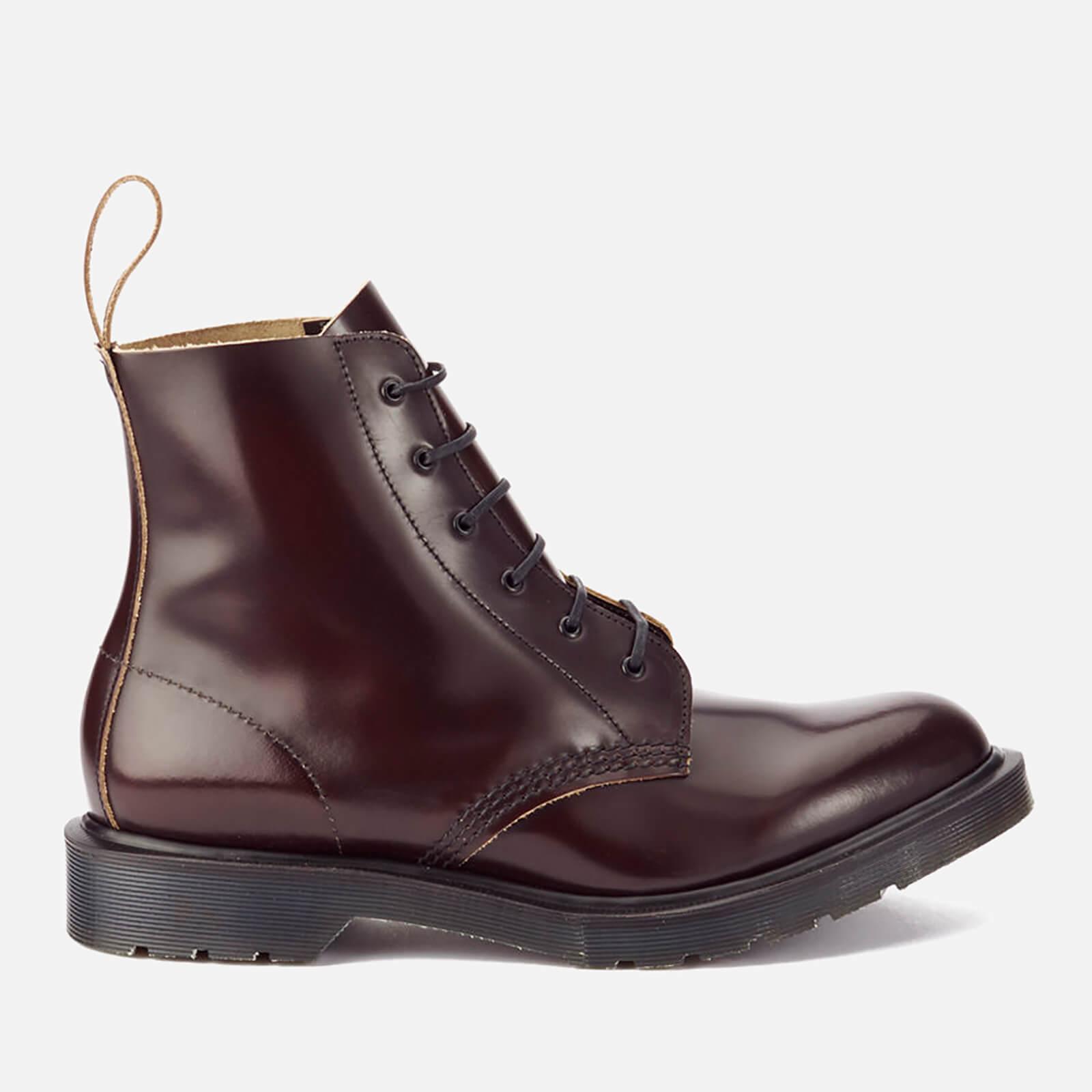 659ea8da4e Dr. Martens Men's 'Made in England' Arthur Leather 6-Eye Boots ...