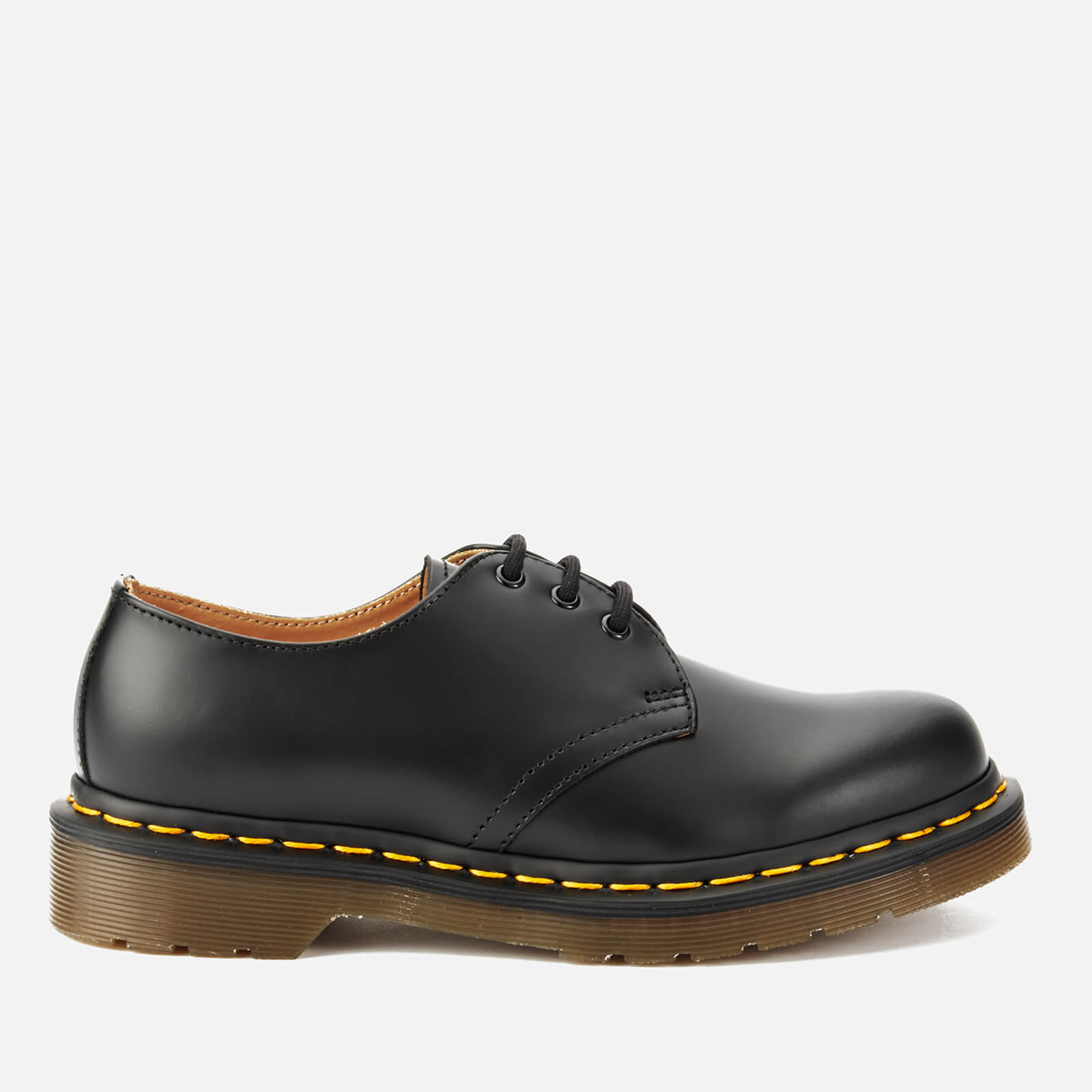23c20ac3434b Dr. Martens 1461 Smooth Leather 3-Eye Shoes - Black
