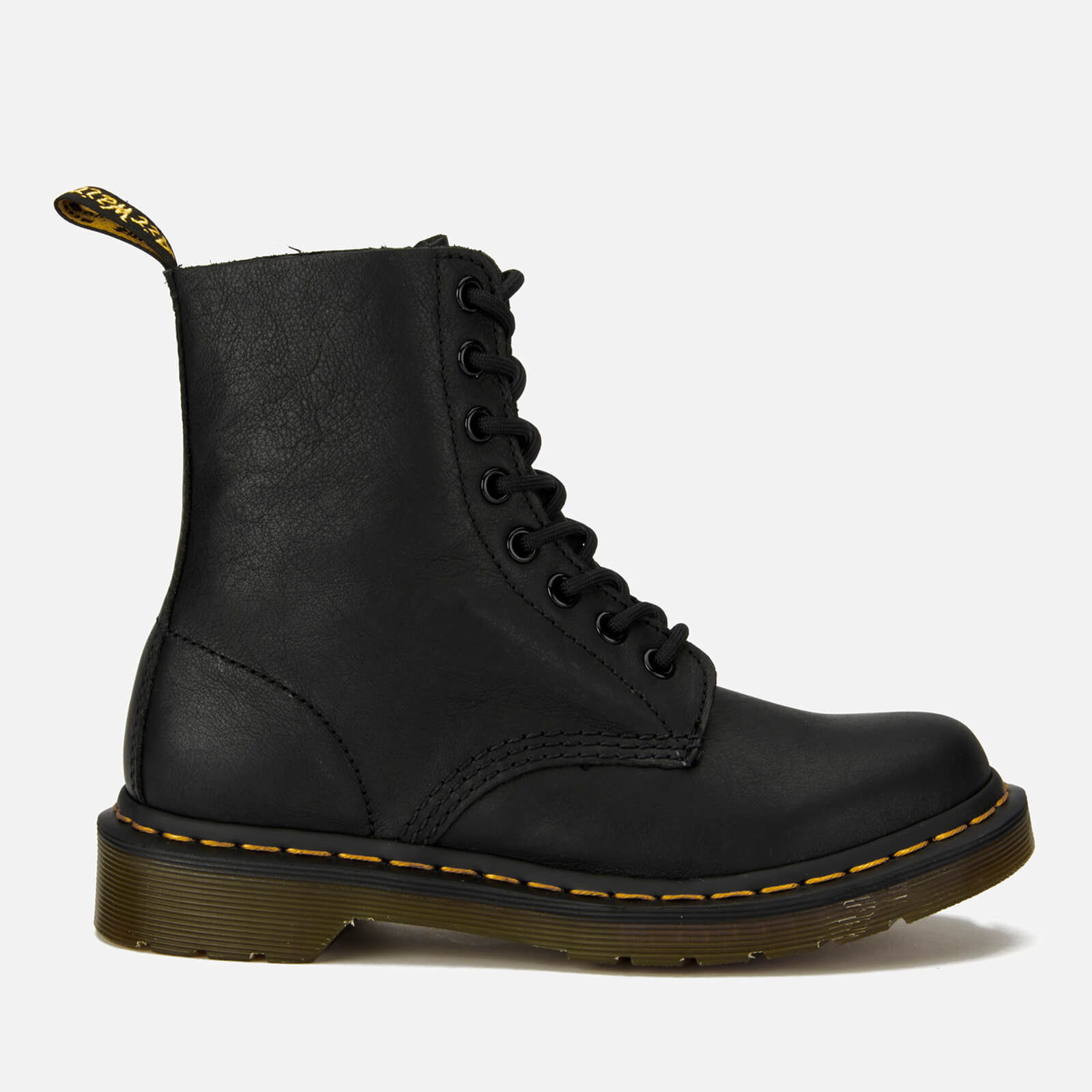 07257448a6d00 Dr. Martens Women s 1460 Pascal Virginia Leather 8-Eye Boots - Black