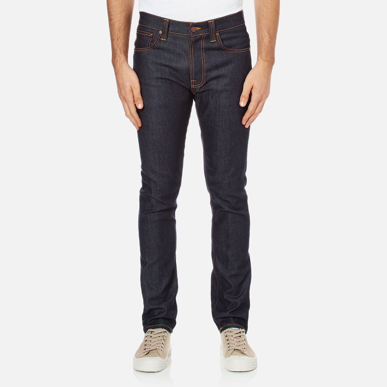 Vintage Levi's 501 Mens Customised and Tapered Jeans Mens Jeans Buy Jeans for Men COLOUR-dalston