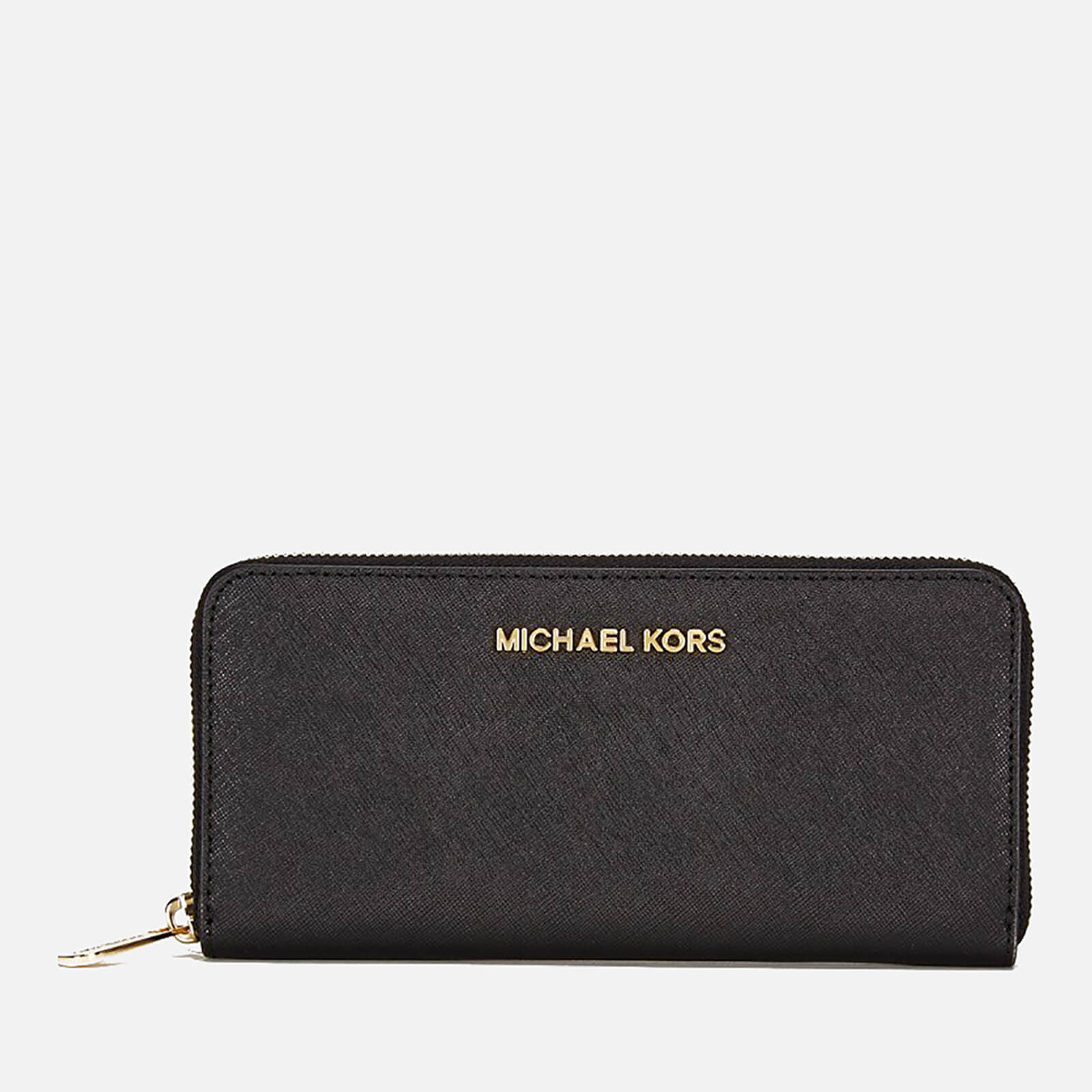 8f1314ab2f29 ... MICHAEL MICHAEL KORS Womens Jet Set Travel Purse - Black ...