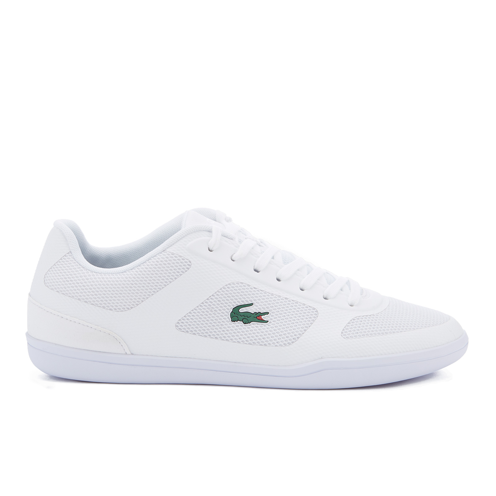 303edd414d38b Lacoste Men s Court-Minimal Sport 316 1 Trainers - White