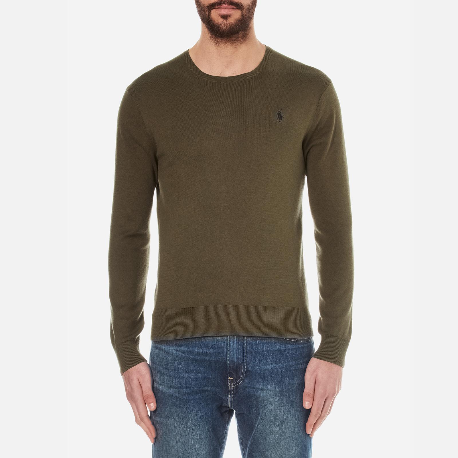 ralph sweater green ralph lauren polo shirt