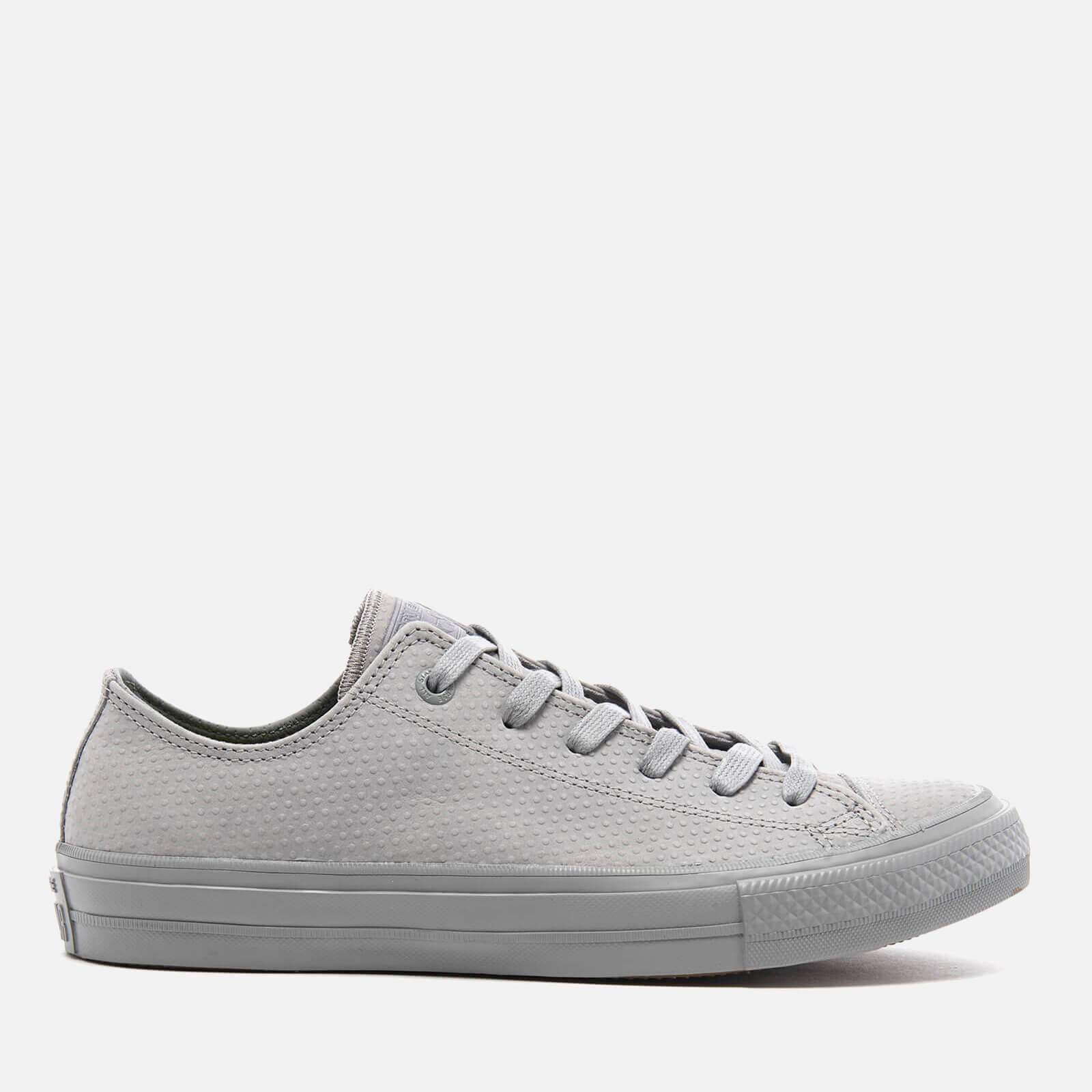 c99f29490ff2 Converse Men s Chuck Taylor All Star II Ox Trainers - Dolphin Gum ...