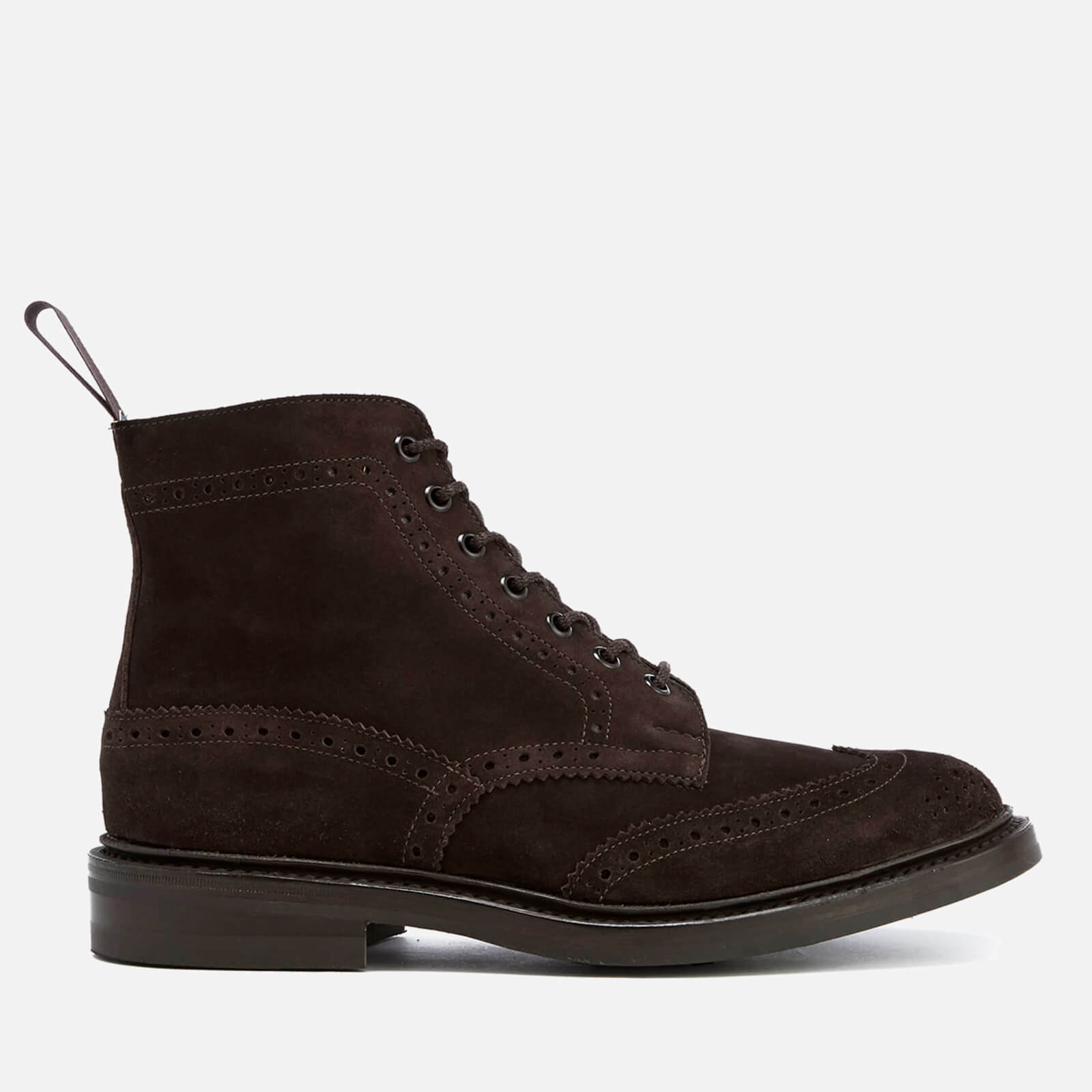 Tricker's Men's Blue Leather Lo... best store to get online brand new unisex cheap price websites sale online tumblr for sale V1o91